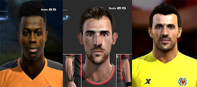Mix Facepack v2 Pes 2013 By Vicen