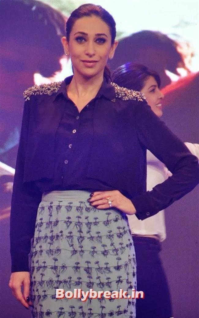 Karisma Kapoor, Priyanka Chopra Our Girl Our Pride Campaign Show Pics