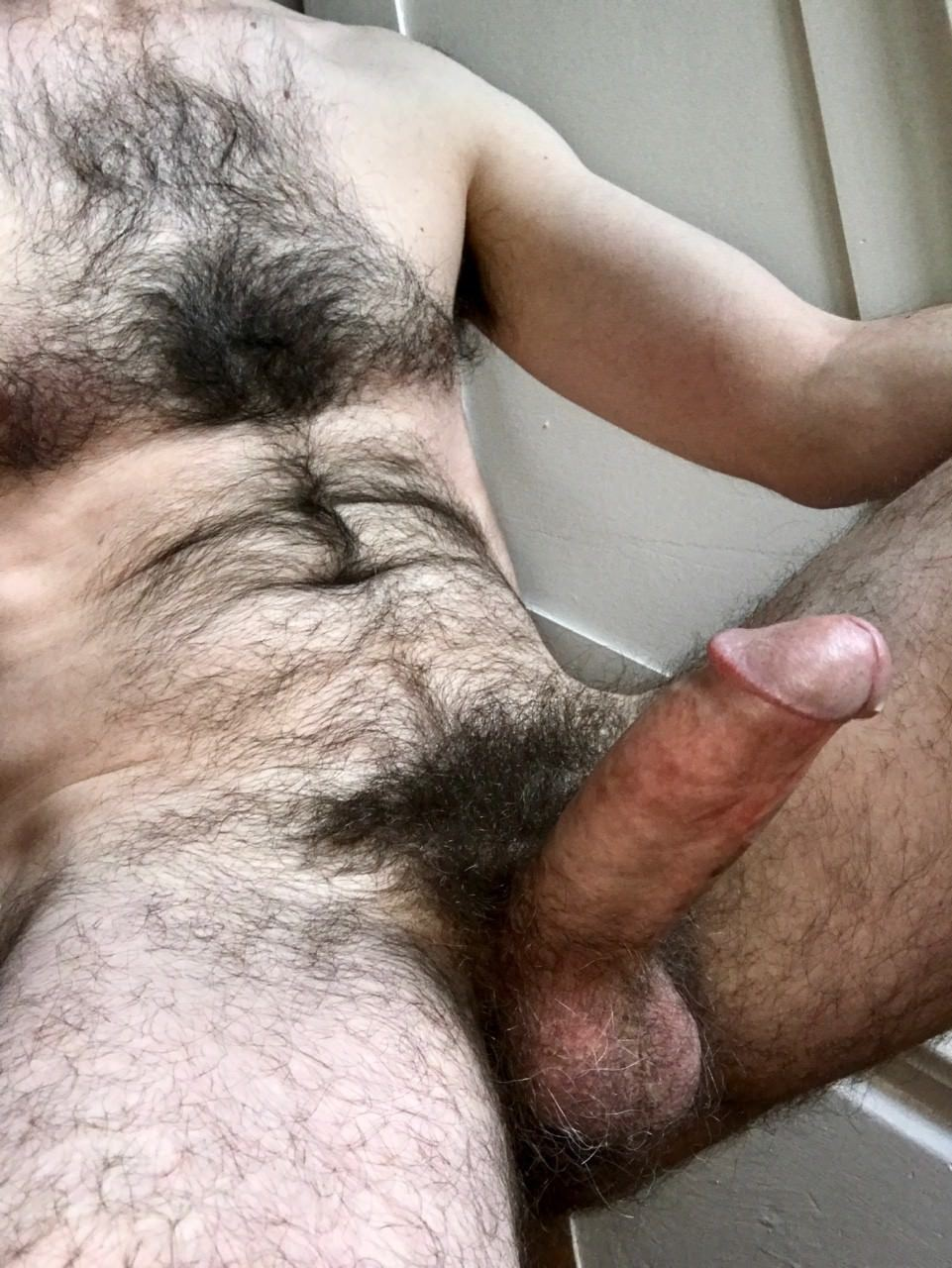 Ball gay hairy