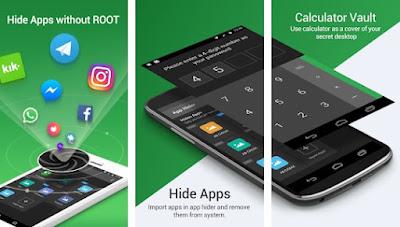 Cara Mudah Menyembunyikan Aplikasi di Xiaomi RedMi 6A Tanpa Root