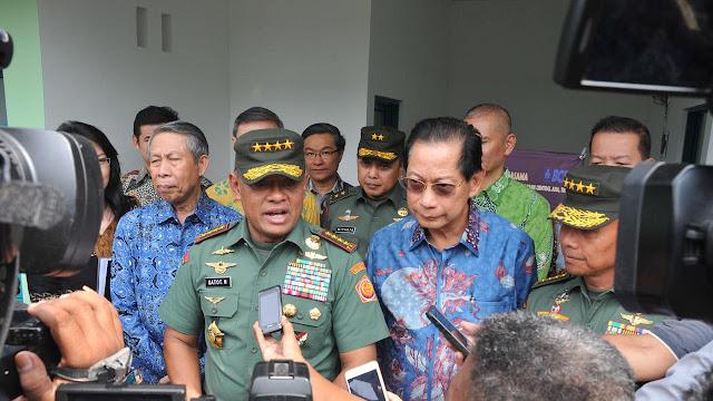 Panglima TNI: Jauhi Masjid yang Isinya Hanya Ceramah Provokasi