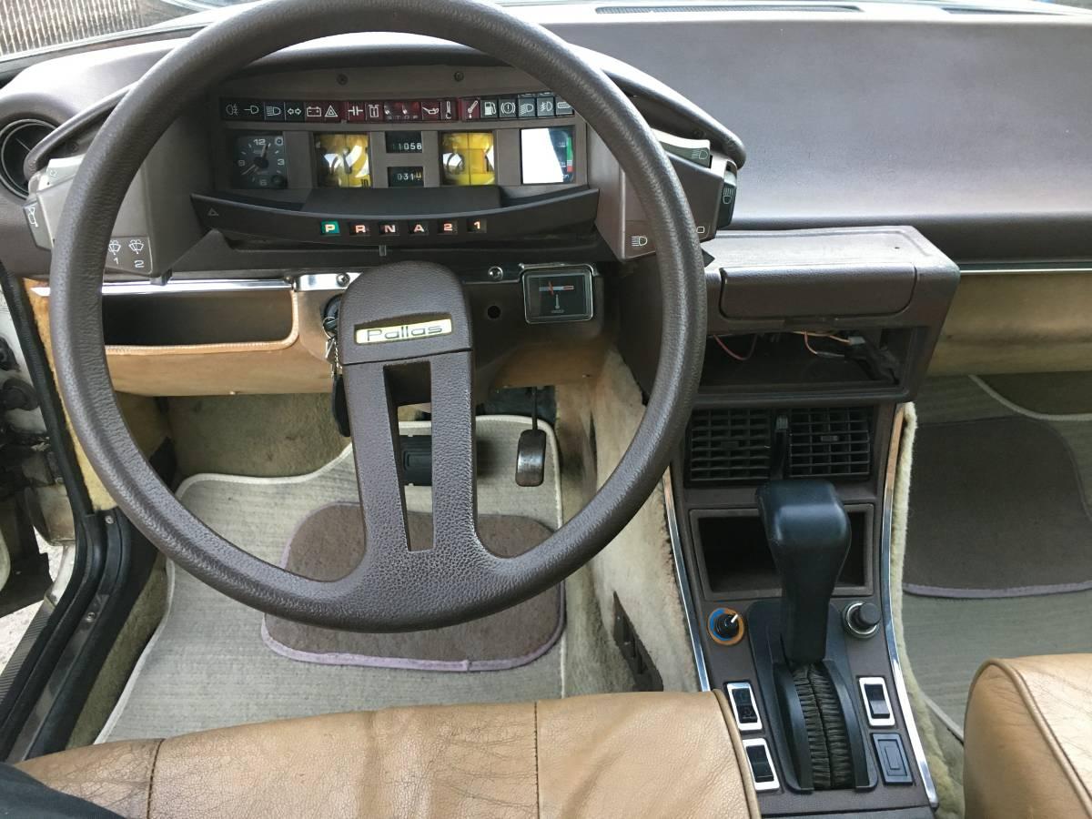 Daily Turismo: Drag Queen: 1982 Citroën CX Pallas IE Automatic