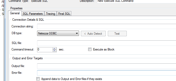 Easy Programming: Things in Netezza similar to spool in Oracle