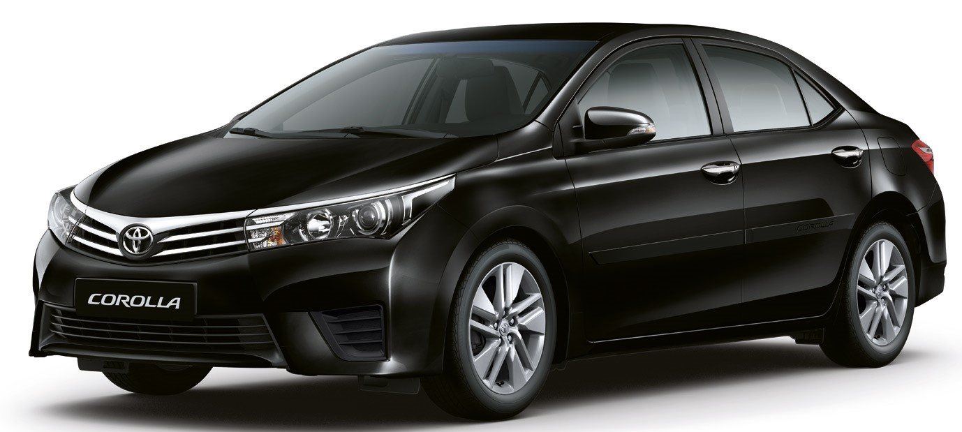 The 2017 Toyota Corolla Comes To Market And This Is Special Edition Black Pack Option Adds Custom Internal External Accessories Series For