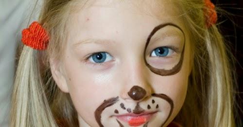 كورديليا تأتي رعاة البقر صور رسم على الوجه للاطفال Comertinsaat Com
