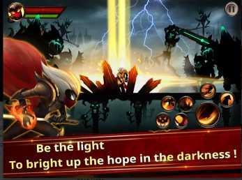 Game Aksi Android 3D: Stickman Legends APK
