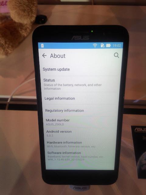 Smartphone 4G Canggih Harga Murah - ASUS Zenfone 2 Laser