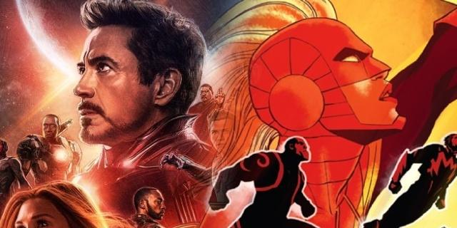 Captain Marvel puede mover planetas en el MCU