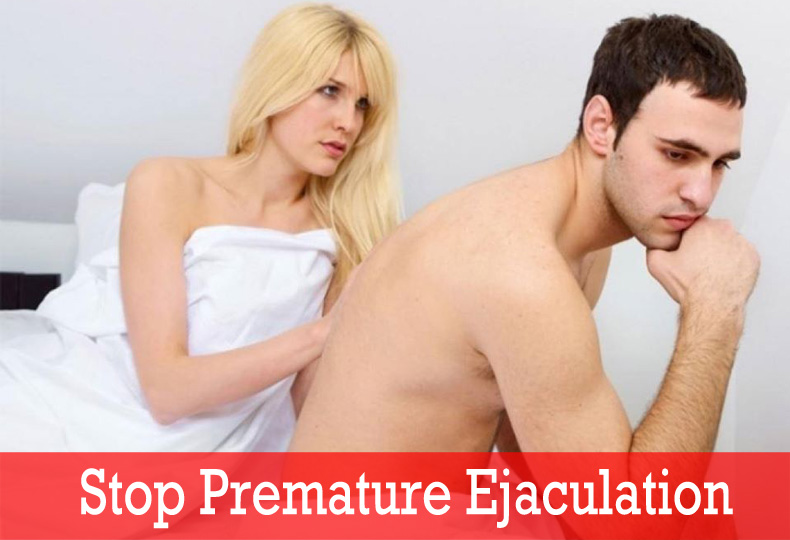 stop premature ejaculation