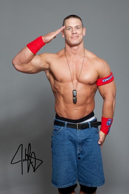 The John Cena Blog: John Cena apologizes to TheRock, The ...