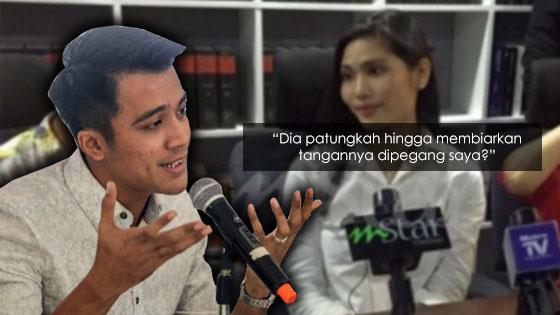 Penjelasan Afifah Nasir Mengarut! - Aliff Aziz