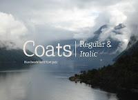 https://creativemarket.com/PinataFoundry/1622605-Coats-Regular-Coats-Italic