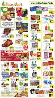 ⭐ Save Mart Ad 3/25/20 ⭐ Save Mart Weekly Ad March 25 2020