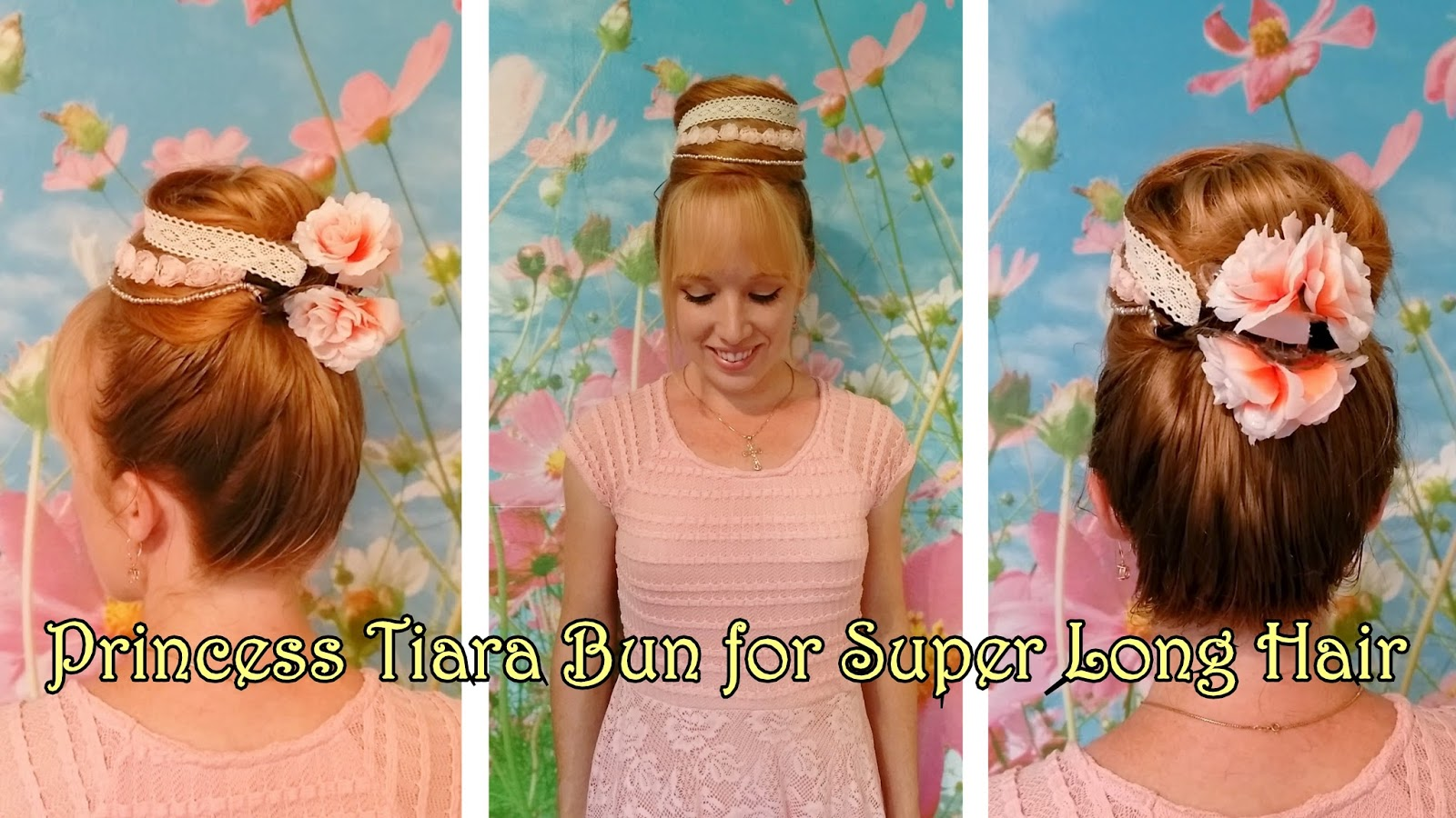 Braids Hairstyles For Super Long Hair My New Tutorial Video On