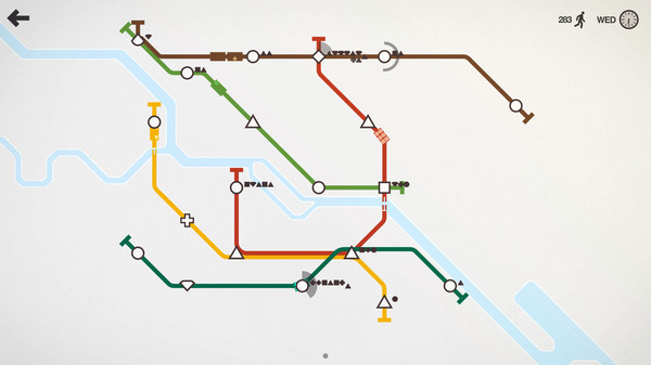 Mini Metro Full Version