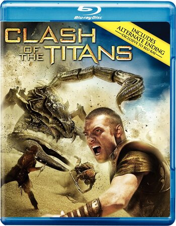 Clash Of The Titans (2010) Dual Audio Hindi 720p BluRay 900MB ESubs Movie Download