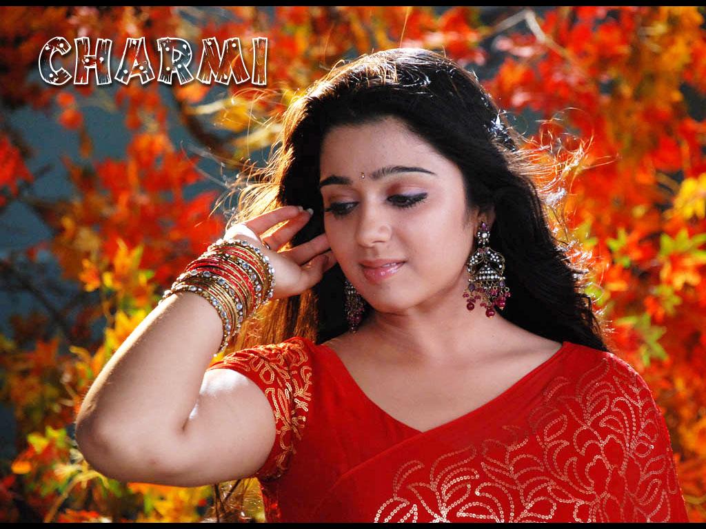 Charmi kaur south indian actress glamour wallpapers - South indian actress wallpaper ...