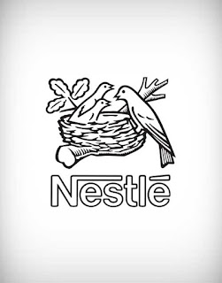 nestle vector logo, nestle, vector, logo, food