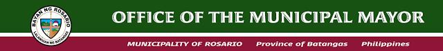 Office of the Municipal Mayor Rosario Batangas