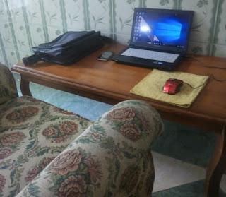 Gambar ruang pribadi dengan perangkat lenovo B490,Android