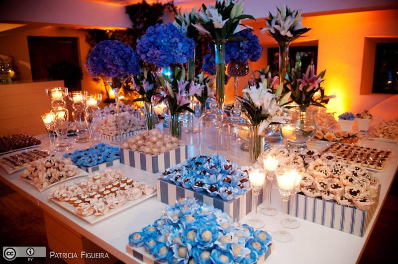 Imagens de decoração de casamento azul tiffany e amarelo f217ee62bd