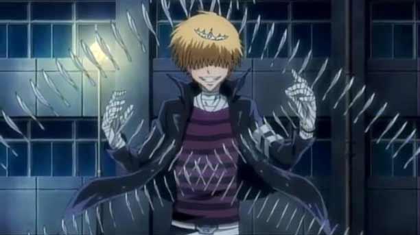 Karakter Anime Pengguna Pisau - Belphegor