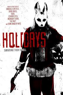 Watch Holidays (2016) movie free online