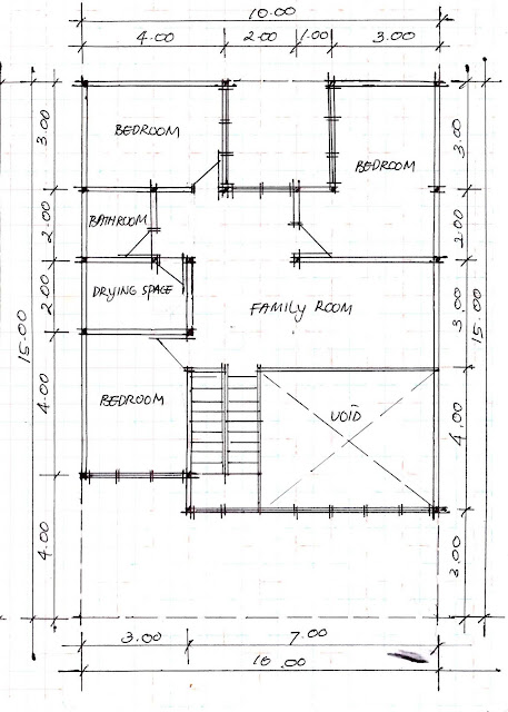 2nd floor plan of home image 15