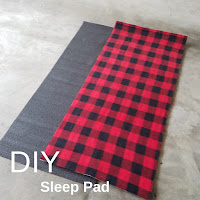 DIY Sleep Pad
