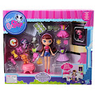 Littlest Pet Shop Small Playset Pepper Clark (#3617) Pet