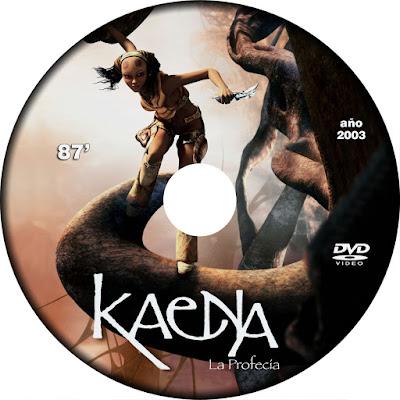 Kaena - La profecía - [2003]