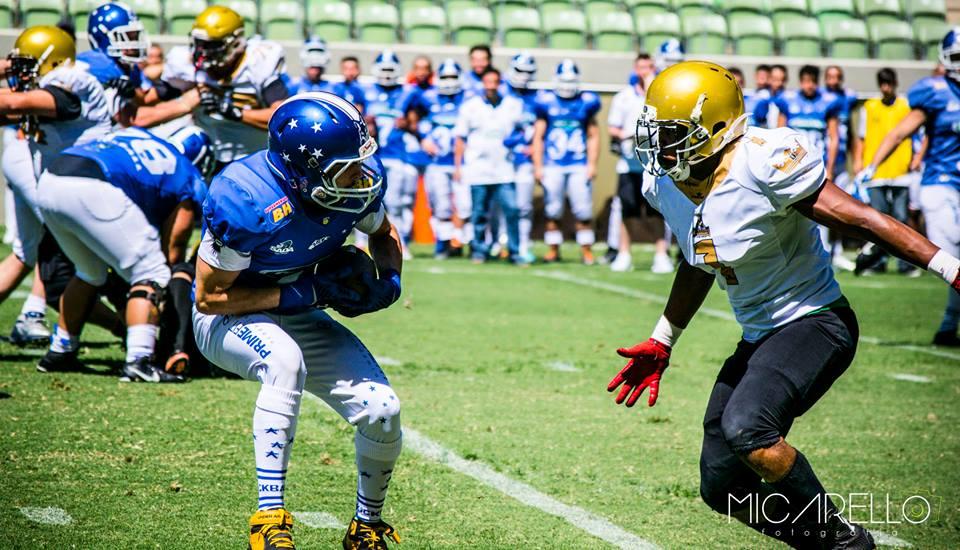 Imperadores foram derrotados pelo Sada Cruzeiro na primeira rodada (foto   Micarello Fotografia) 994f995a36fcd