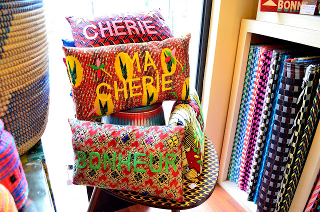 HOME DECO MADE IN AFRICA - LA BOUTIQUE CSAO