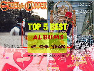 Top 5 Best Albums Of The Year 2019