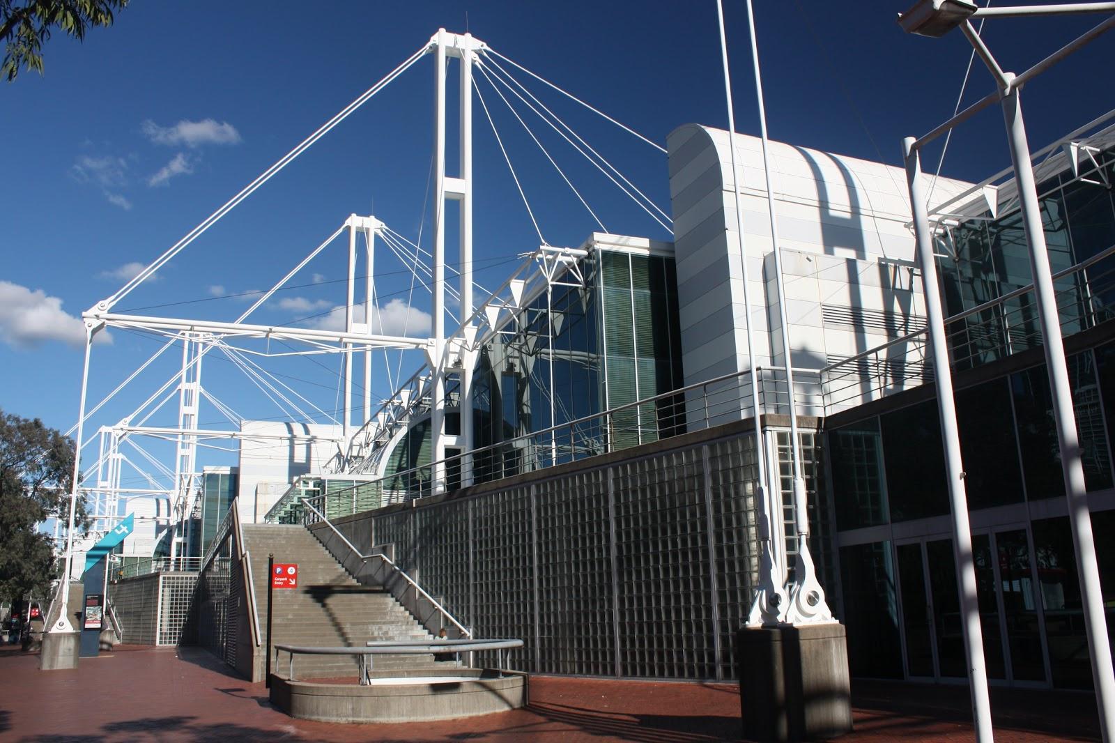 Darling Harbour Convention Centre Car Park