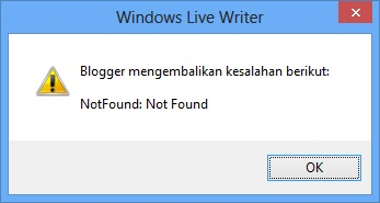 NotFound: Not Found