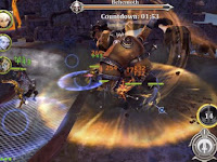 Heroes of Skyrealm MOD v1.2.1 Unlimited All High Damage Apk Android Free Download