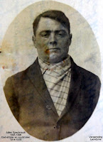 Oud-strijder en vuurkruiser Julien Speybrouck 1895-1996