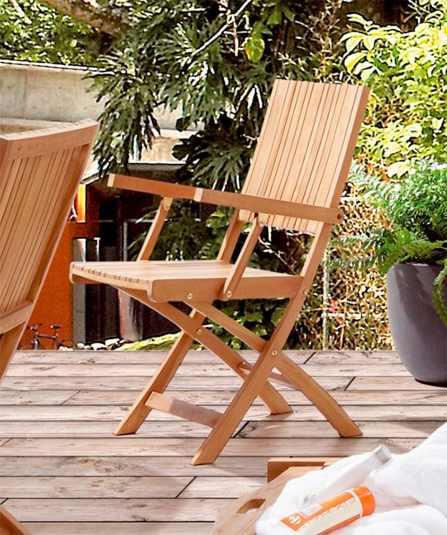 Muebles para el jardín o exteriores | Café largo de ideas ...