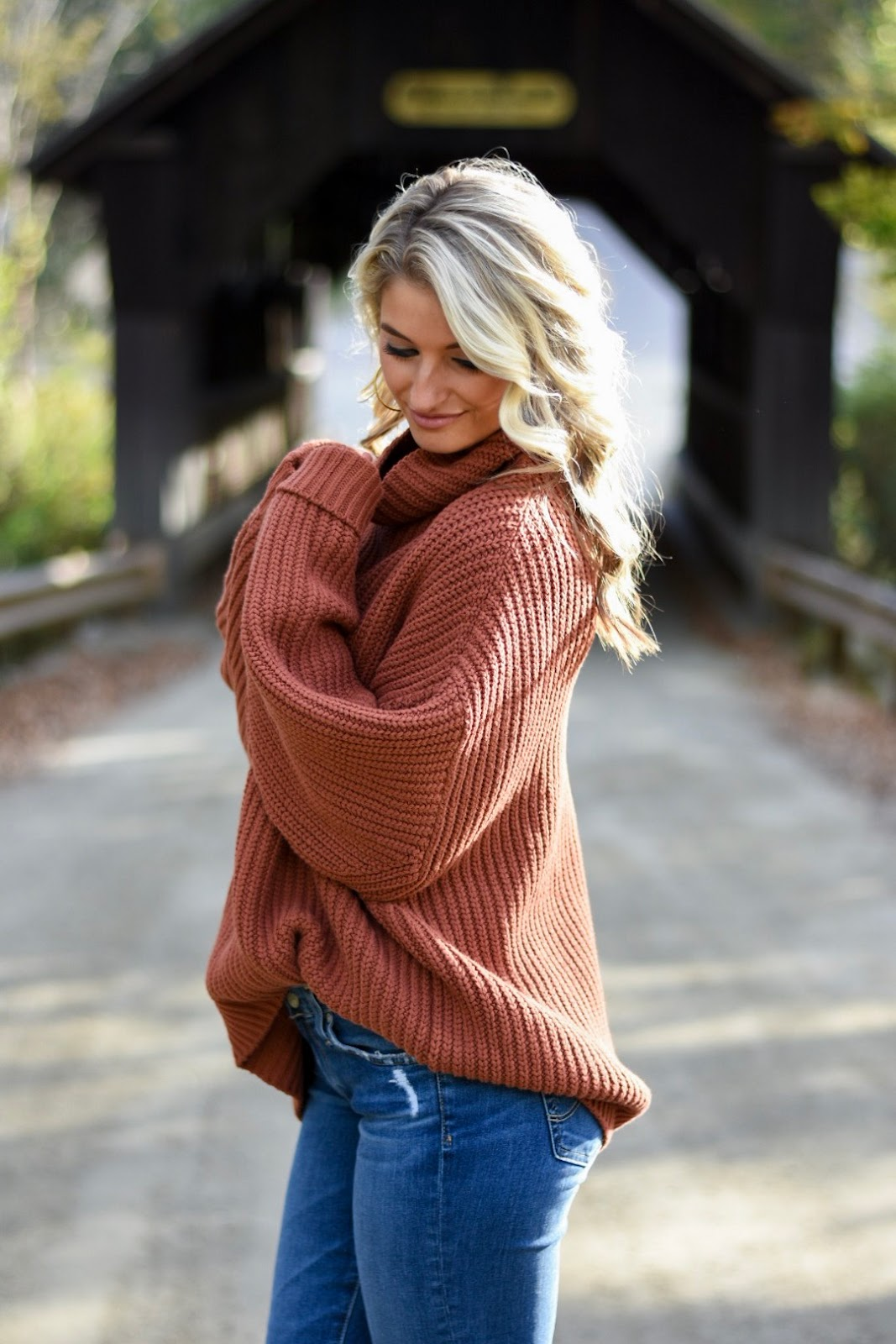 The Cheeky Been Free People Oversized Sweater In Vermont