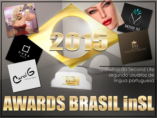 logo awards brasil insl com fotos de ganhadores