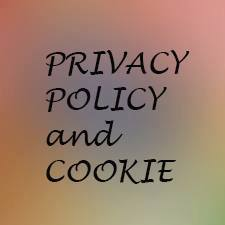 PRIVACY POLICY AND COOKIE
