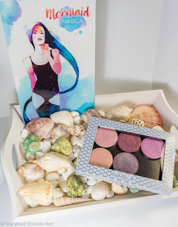 Nabla Cosmetics - Mermaid Collection