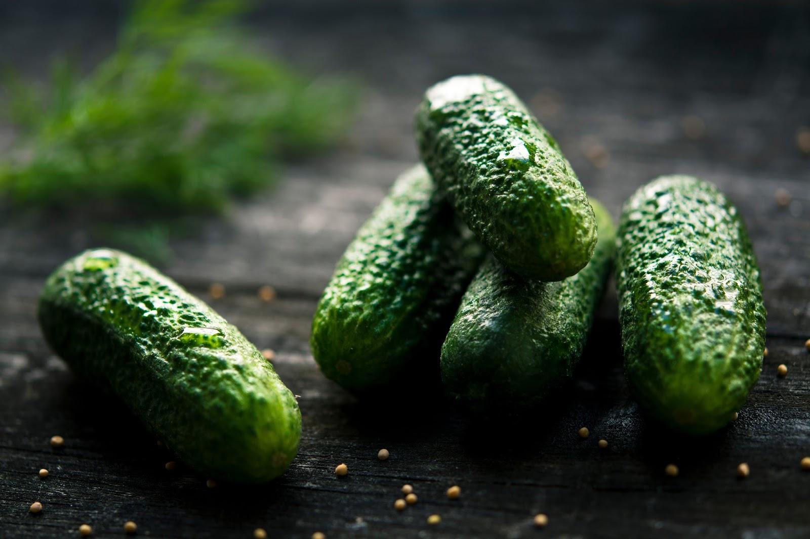 ogórki | odżywianie | zdrowe odżywianie | paleo | zdrowie
