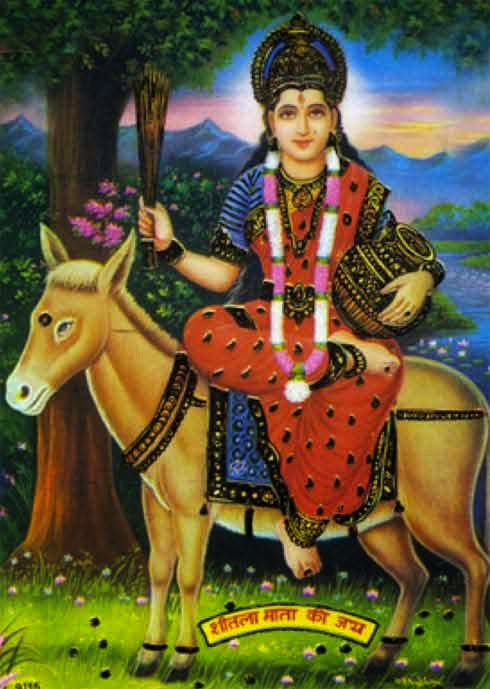 How to do or perform Goddess Sitala Mata Puja on Sheetala Ashtami?