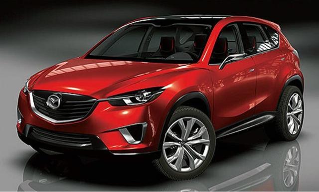 Spesifikasi dan harga Mazda CX-3 2017