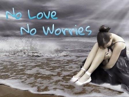 dream world no love no worries