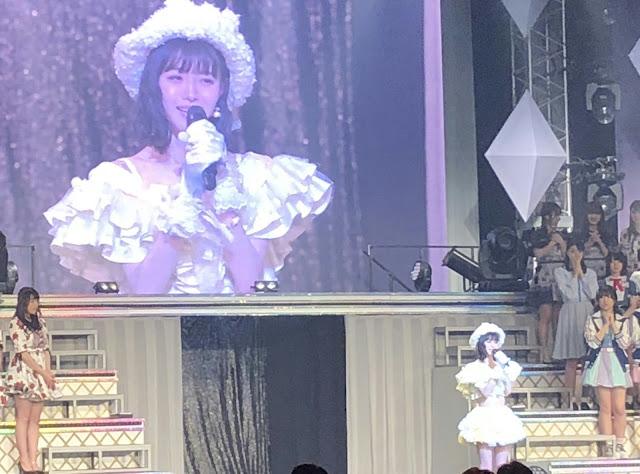 Ichikawa Miori Keluar Graduate NMB48