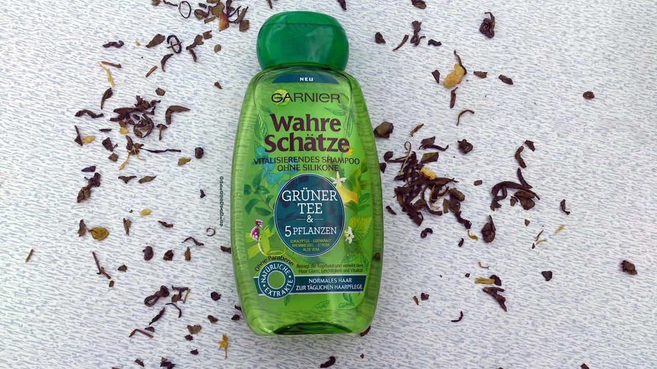 włosy, szampon, ziołowy szampon, Garnier,