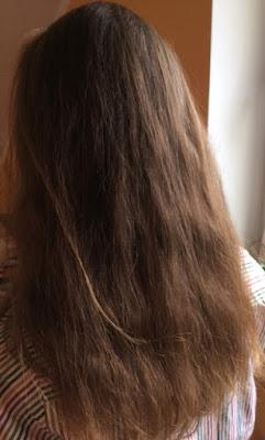 efekt farbowania włosów henną